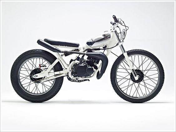 1988 Yamaha DT50MX