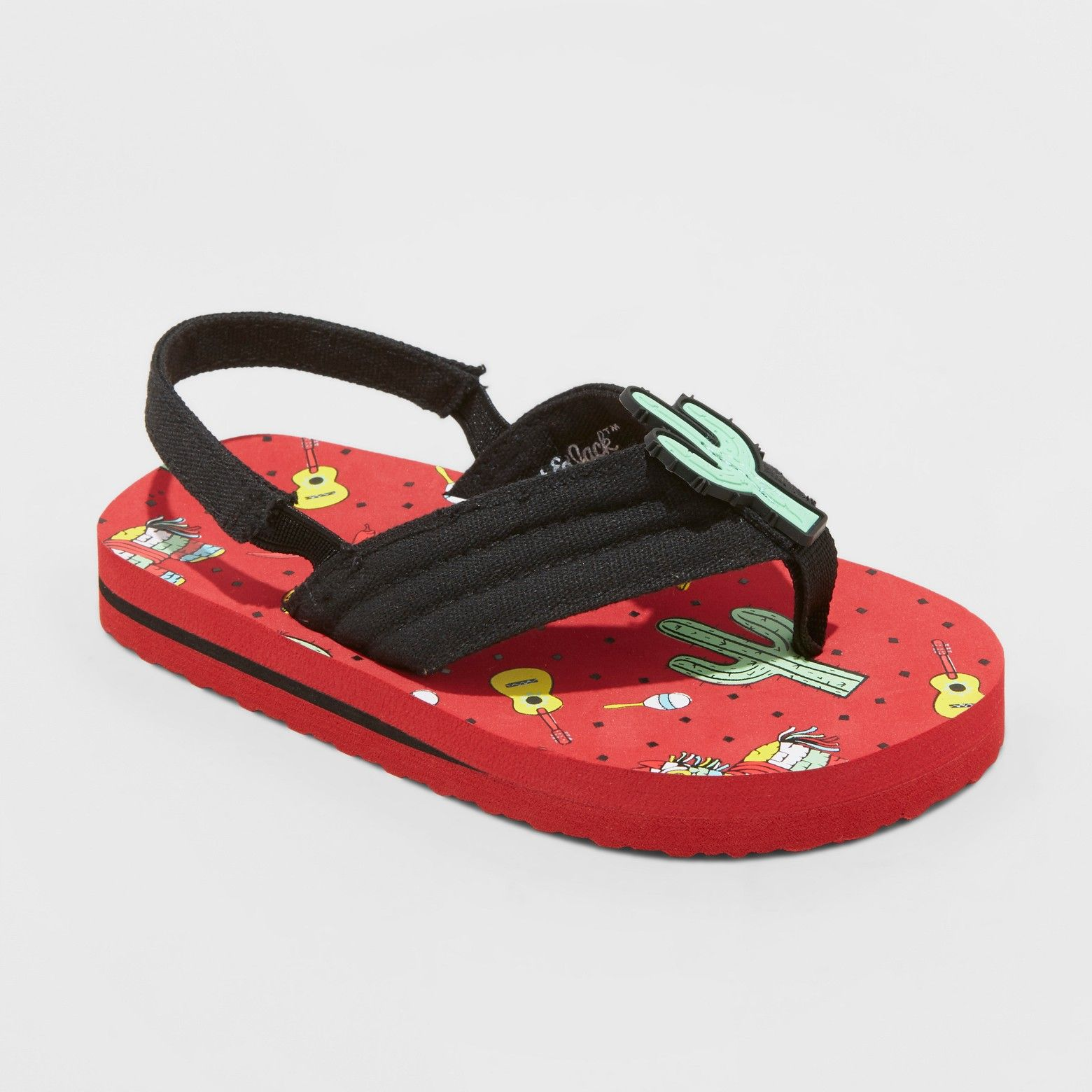 Toddler Boys' Len Flip Flop Sandals