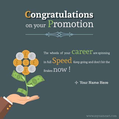 Congratulations On Your Promotion Google Fun Congratulations