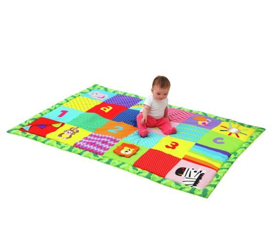 Buy Chad Valley Large Baby Playmat At Argos Co Uk Your Online Shop For Playmats And Gyms Baby Toys Baby And Nursery Baby Play Mat Kids Rugs Playmat