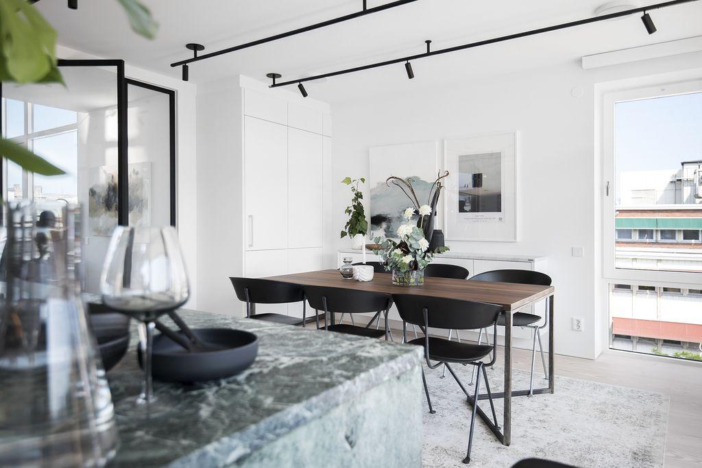 Un Appartement Au Design Transparent Planete Deco A Homes World En 2020 Design Transparent Deco Design