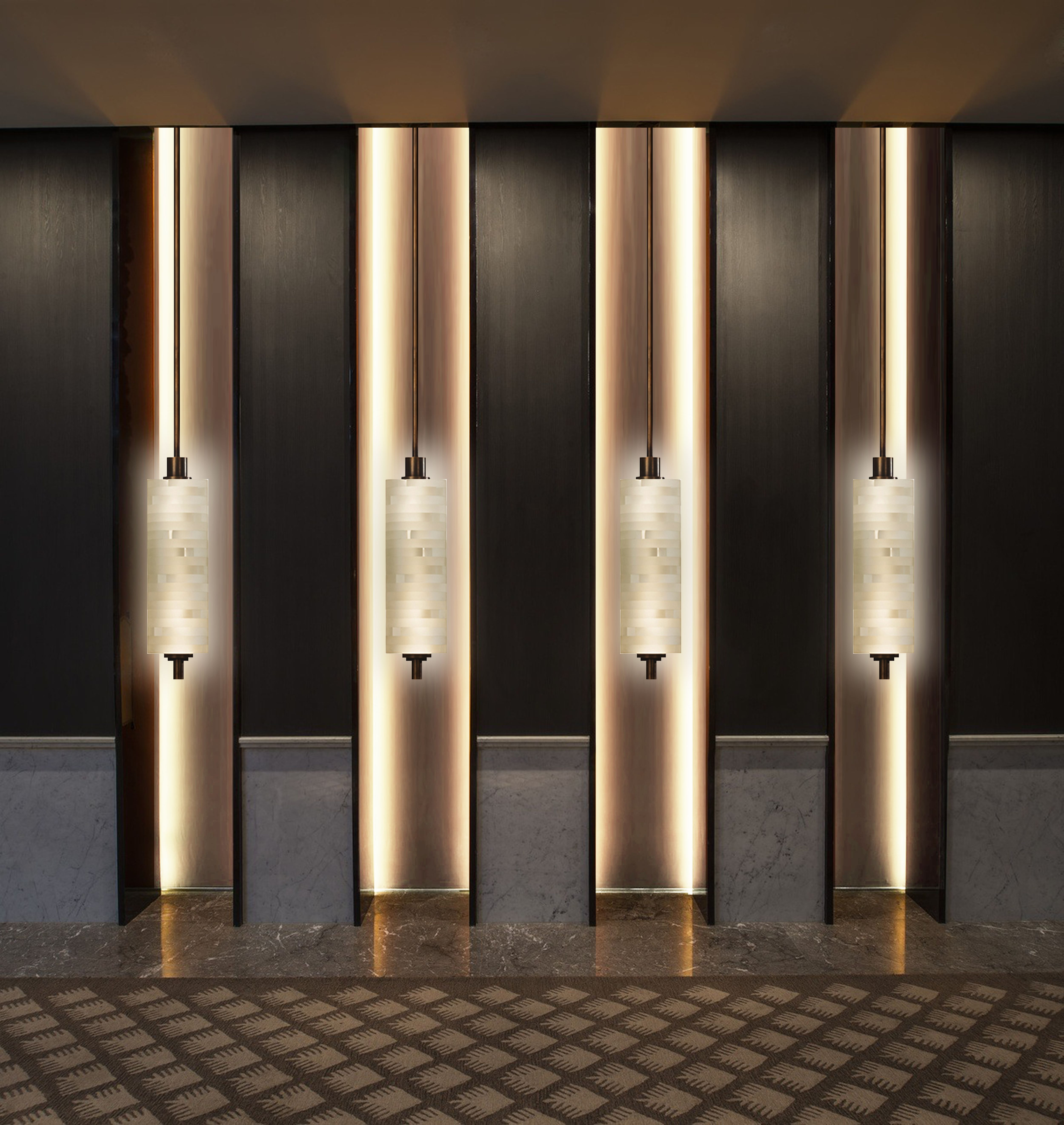 Lobby Design, Niche Design, Wall Design