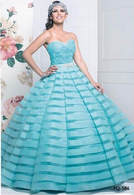 275ba89d0 Vestidos de moda para quinceañeras de Forever Quince Vestidos De Moda