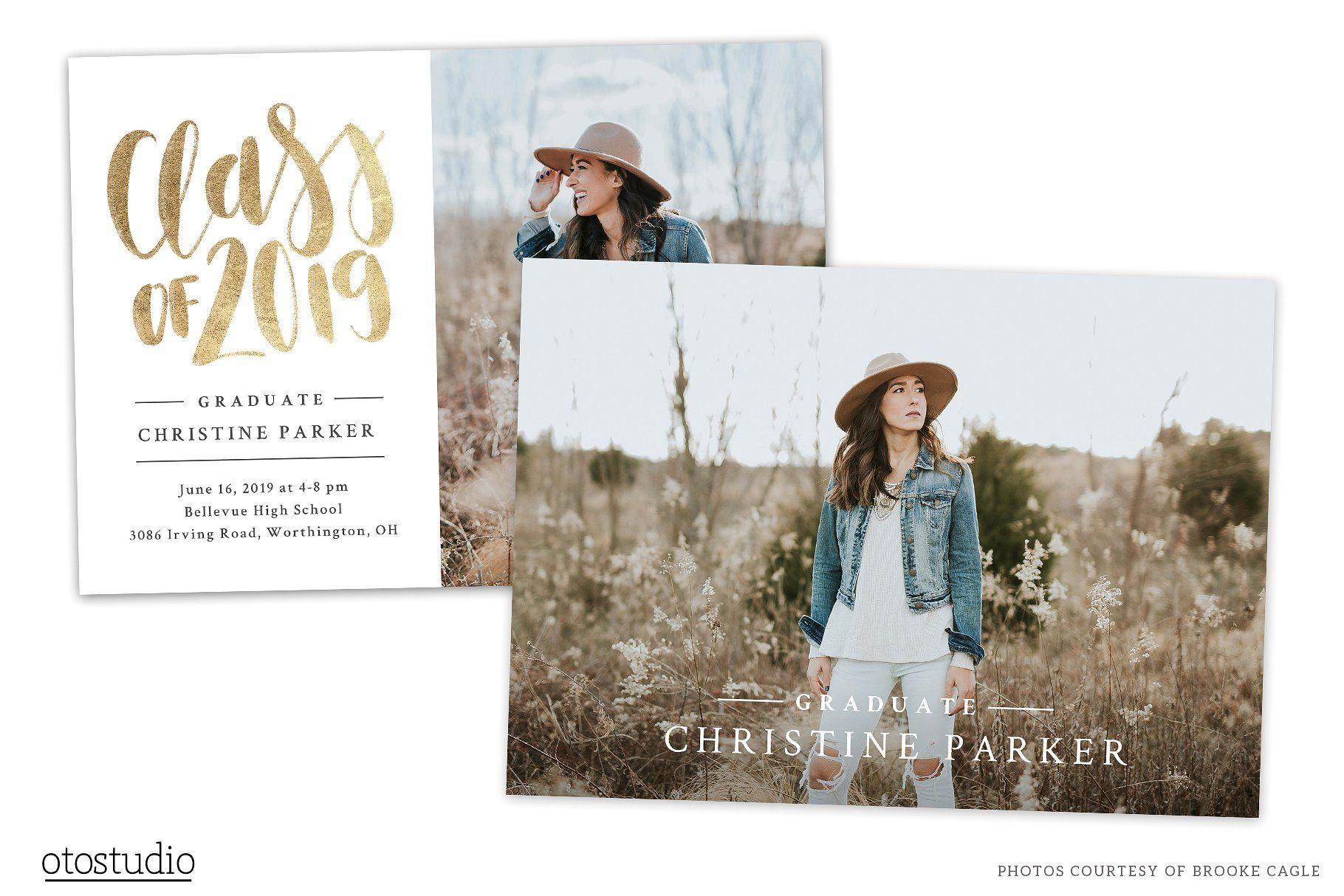 Graduation Card Template 2019 Senior Graduation Card Templates Card Template Freelance Graphic Design