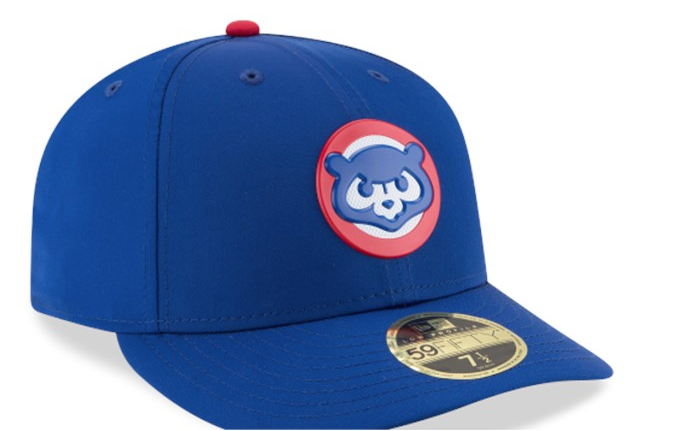 ff045ac4531 Men s Chicago Cubs New Era Royal MLB18 Authentic Collection Prolight Low  Profile 59FIFTY Fitted Hat