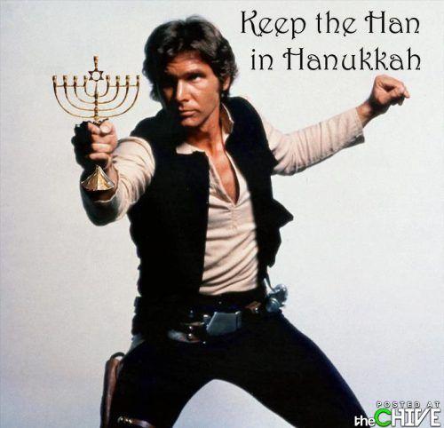 Keep the Han in Hanukkah