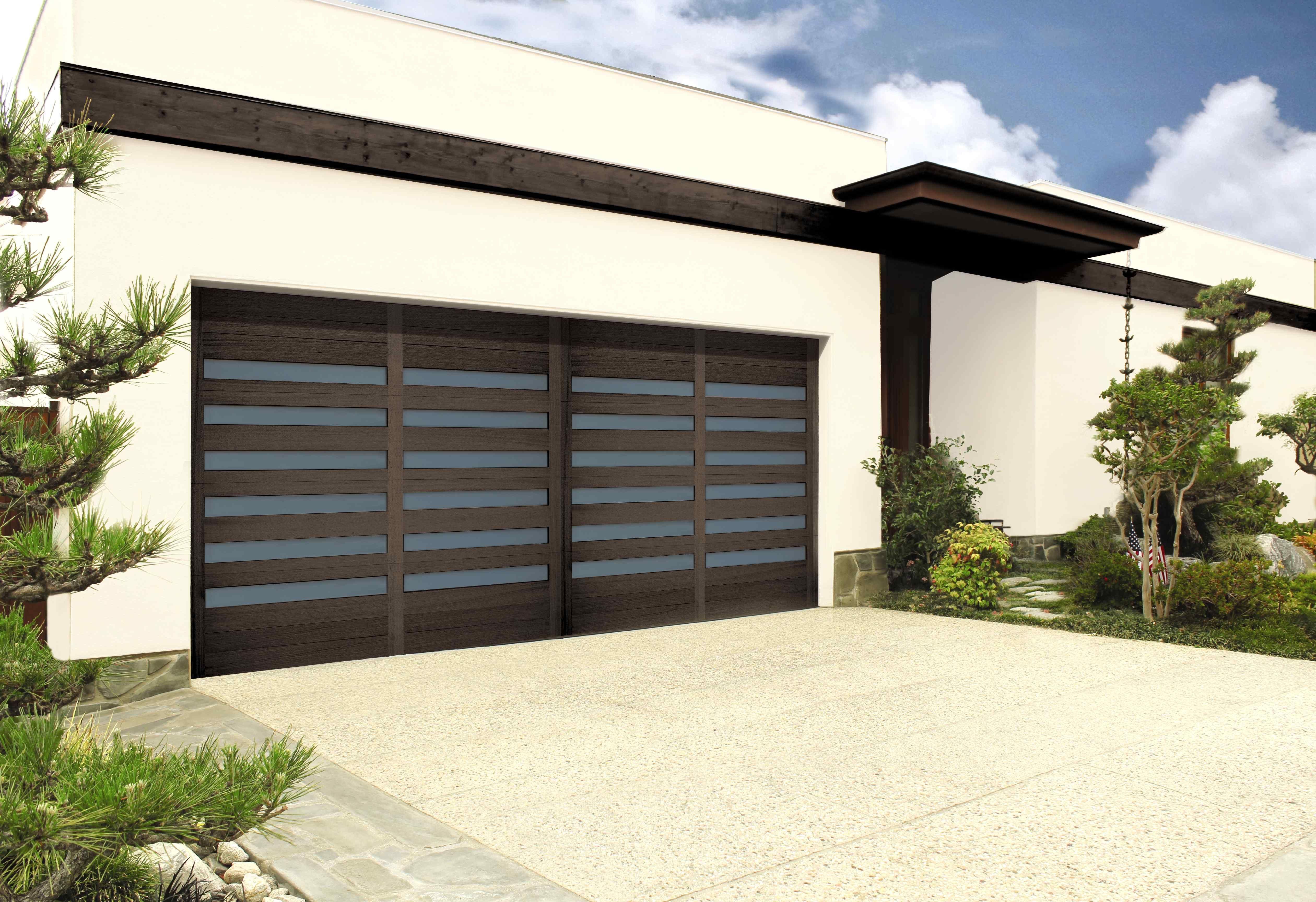 wayne dalton garage doorModern design garage door  Modern  Contemporary Architecture