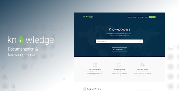 Download Free Knowledge Knowledgebase Documentation Template Docs Docum Templates Website Template Free Knowledge
