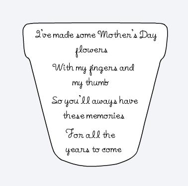 Delightful A Thrifty Mum: Easy Motheru0027s Day Card