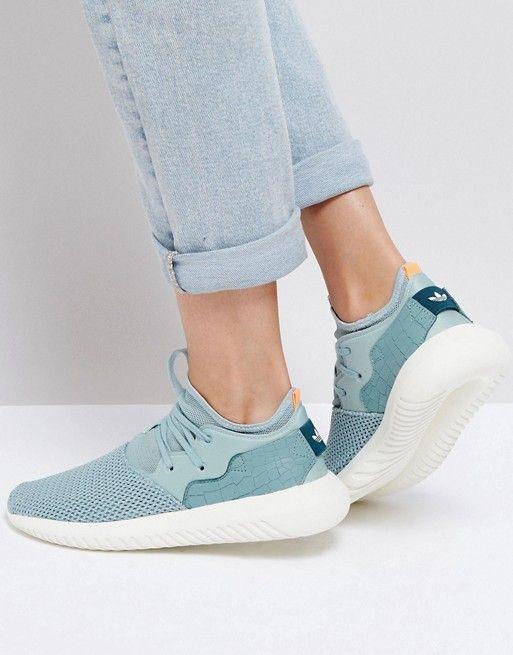 adidas Originals - FLB - Baskets d'hiver mi-montantes - Vert sauge - Vert vcfK7eCKT