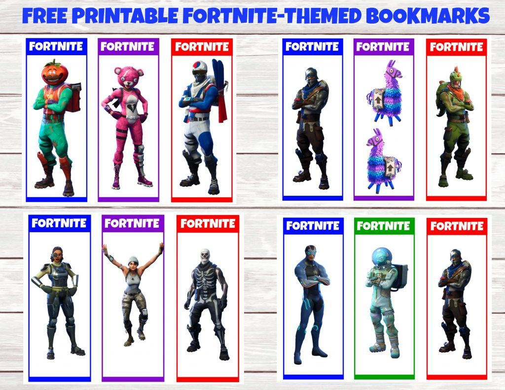 Fortnite Party Ideas Fortnite Party Favors And Supplies Party Printables Free Birthday Party Printables Free Kids Birthday Themes