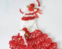 Risultati immagini per crochet crinoline