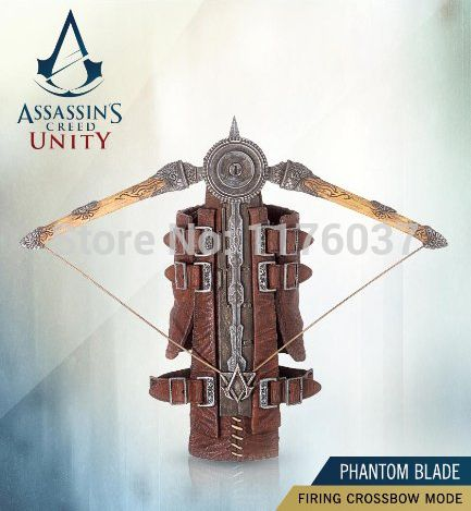 (Buy here: http://appdeal.ru/hrc ) New Hot Game Assassin's Creed Unity Edward Kenway Phantom Blade Lame Fantome 1:1 Scale McFarlane Hidden Blade Box for just US $31.50