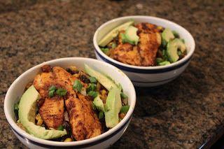 spicy fish tacos - delish.