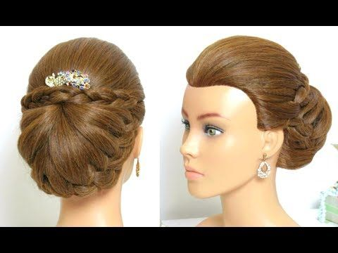 Hairstyle for long medium hair updo hairstyle fishtail braid hairstyle for long medium hair updo hairstyle fishtail braid youtube pmusecretfo Choice Image