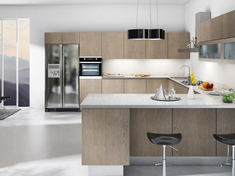 Impressive Modern Kitchen Cabinets Modern Rta Kitchen