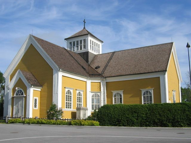 Ikaalisten kirkko, joka tunnetaan myös Fredrika Sofian kirkkona, on ilmeisesti järjestyksessään paikkakunnan kolmas kirkko. Se rakennettiin tukholmalaisen arkkitehti Thure G. Wennbergin suunnitelmien pohjalta puusta vuosina 1799–1801. Kirkon rakentamisesta vastasi tunnettu pohjalainen kirkonrakentaja Salomon Köhlström.