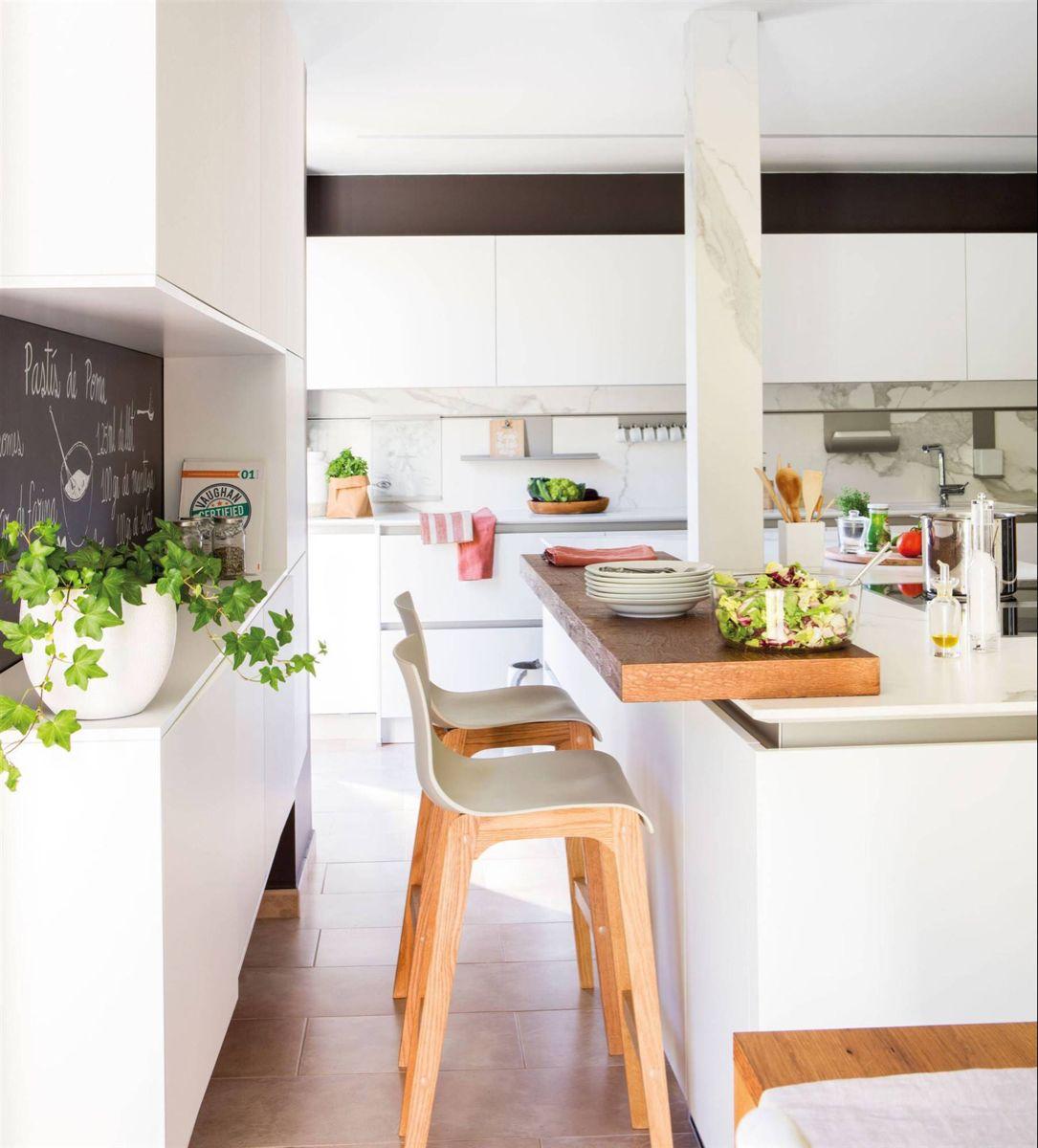 Pin de Sara S en DECO Kitchen en 18  Islas de cocina, Cocinas