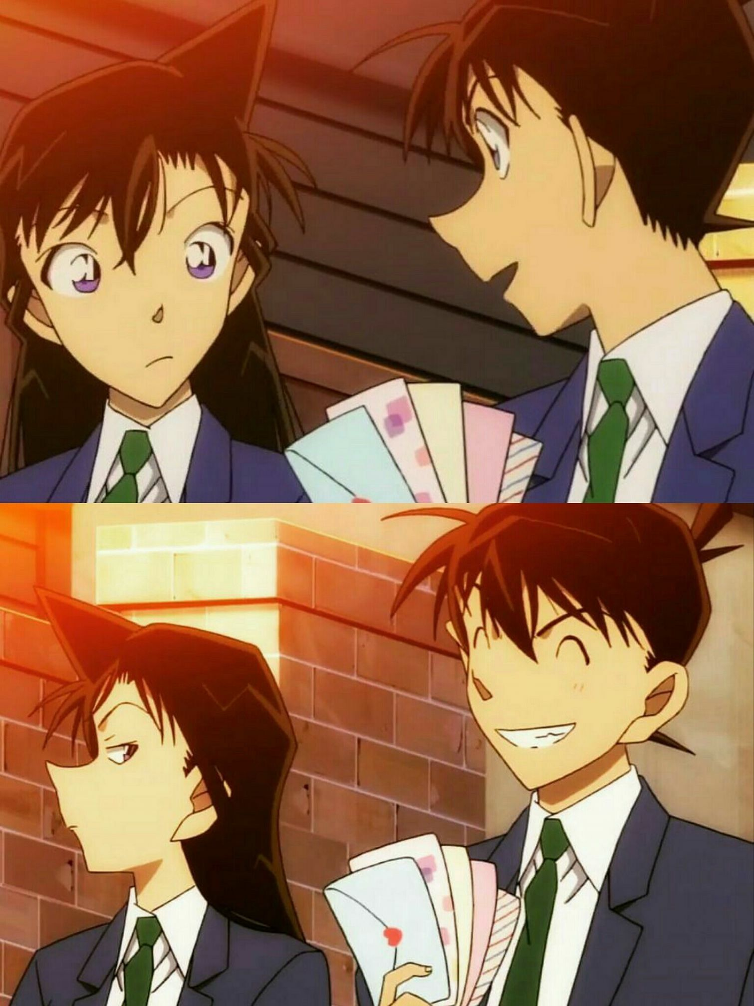 Save Follow Cỏ Kỳ ảo Anime Dễ Thương