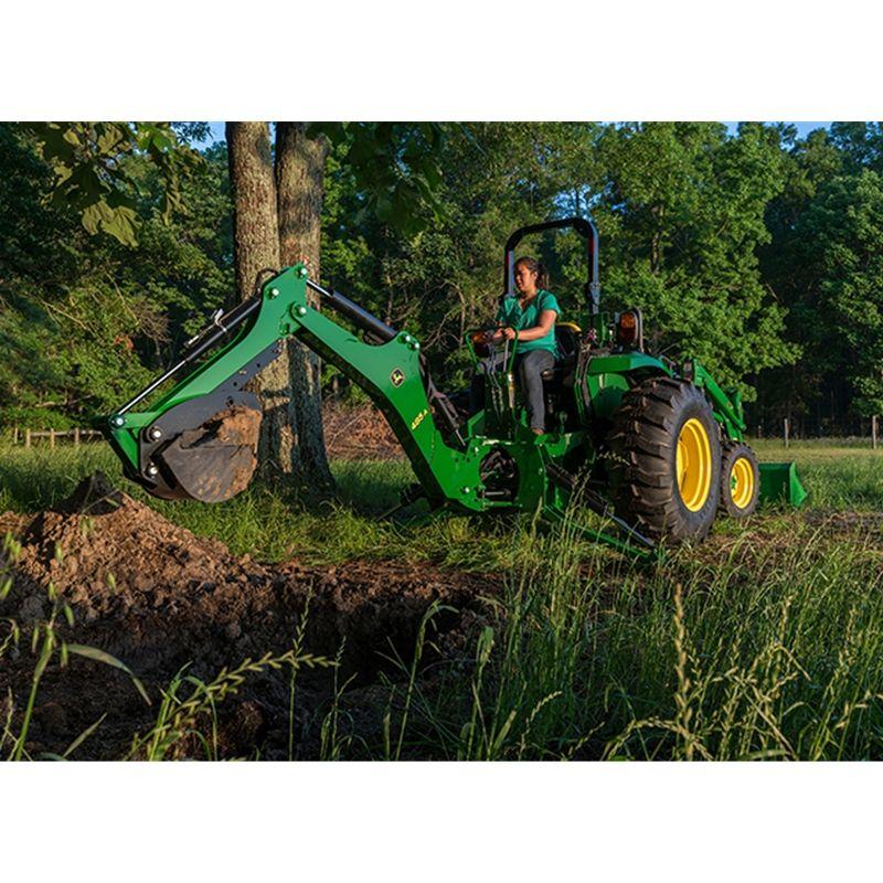 John Deere Backhoe Attachment >> John Deere 485a Backhoe Attachment Mutton Power Equipment Quick