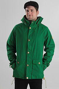 Makia Raglan takki Green
