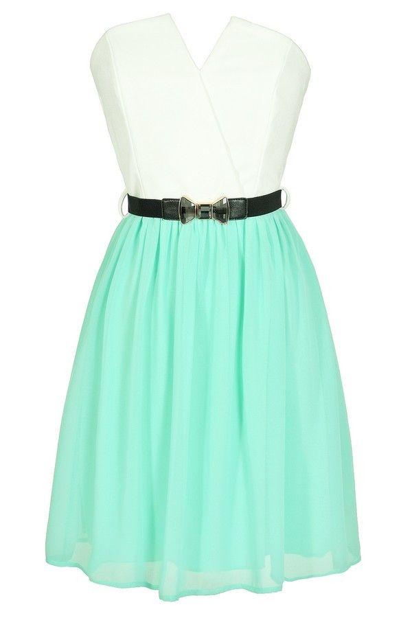 Cute dress....