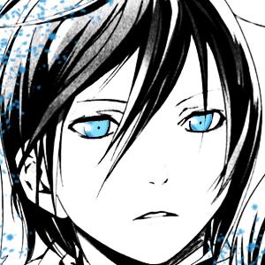 Noragami Yato Eyes