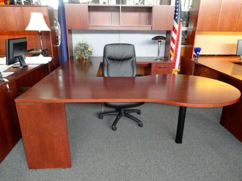 Used Office Furniture Desks Wonderful Used Office Desk For Sale Used Rudnick Office Furniture