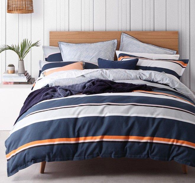 Ellis Quilt Cover Set Range Denim Quilt Cover Quilt Cover Sets Quilts