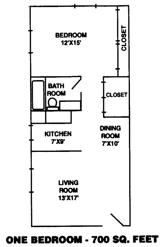 Floor Plans For 700 Sq Ft 1 Bedroom Basement Apartments Google