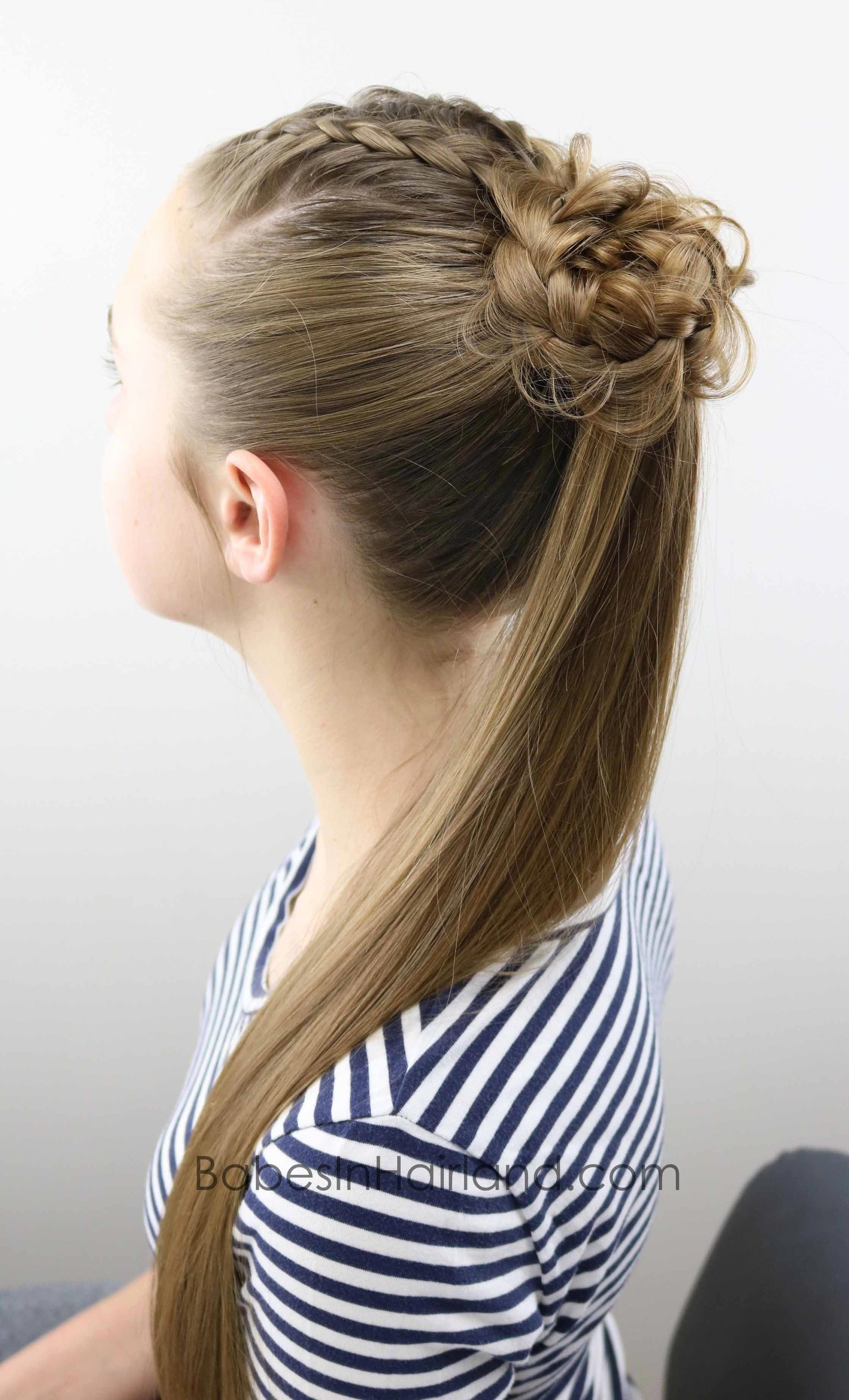 Start With 2 Basic Dutch Braids And Create 5 Different Cute And Easy Hairstyles From Babesinhairl Geflochtene Haare Frisuren Einfach Geflochtener Dutt Frisuren