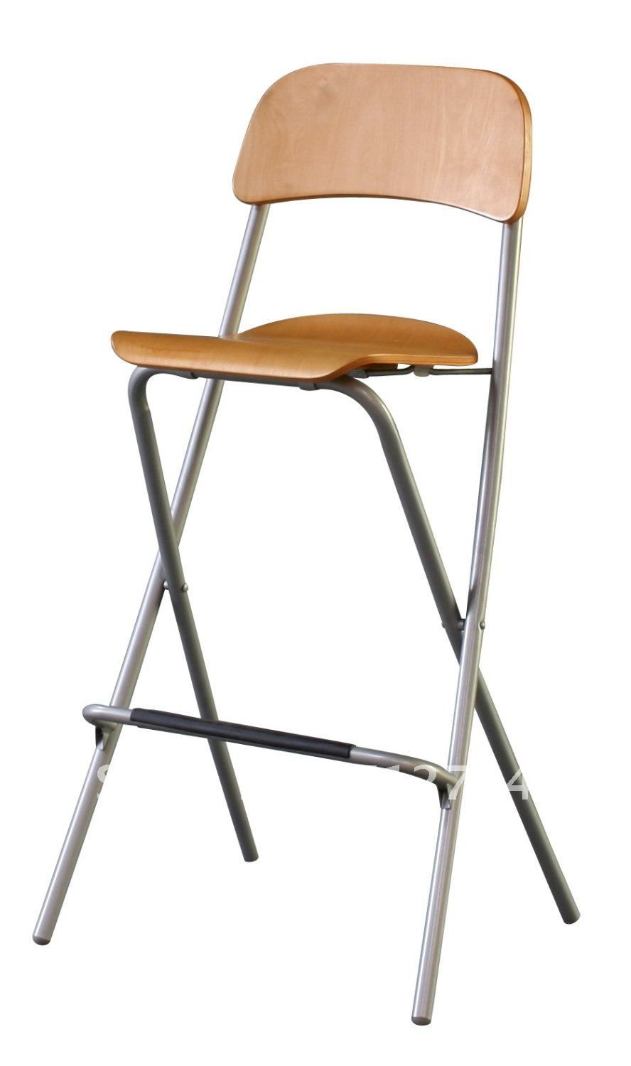 Incroyable Counter Height Folding Chairs Metal