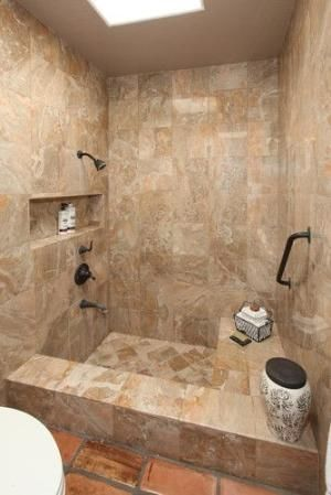 Decor N Tile Unique Mediterranean Home Shower Tub Combination Design Pictures Design Decoration