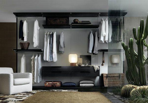 Camere Con Cabine Armadio : Le cabine armadio plurimo di jesse dream home
