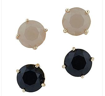 EastCoastQueen.blogspot.com Look for less c wonder earrings same as aldo earrings