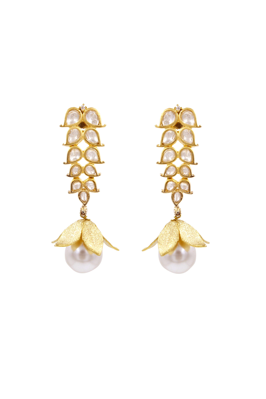 Chandelier earrings with jhumka drops buy designer jhumkas chandelier earrings with jhumka drops buy designer jhumkas online aloadofball Image collections