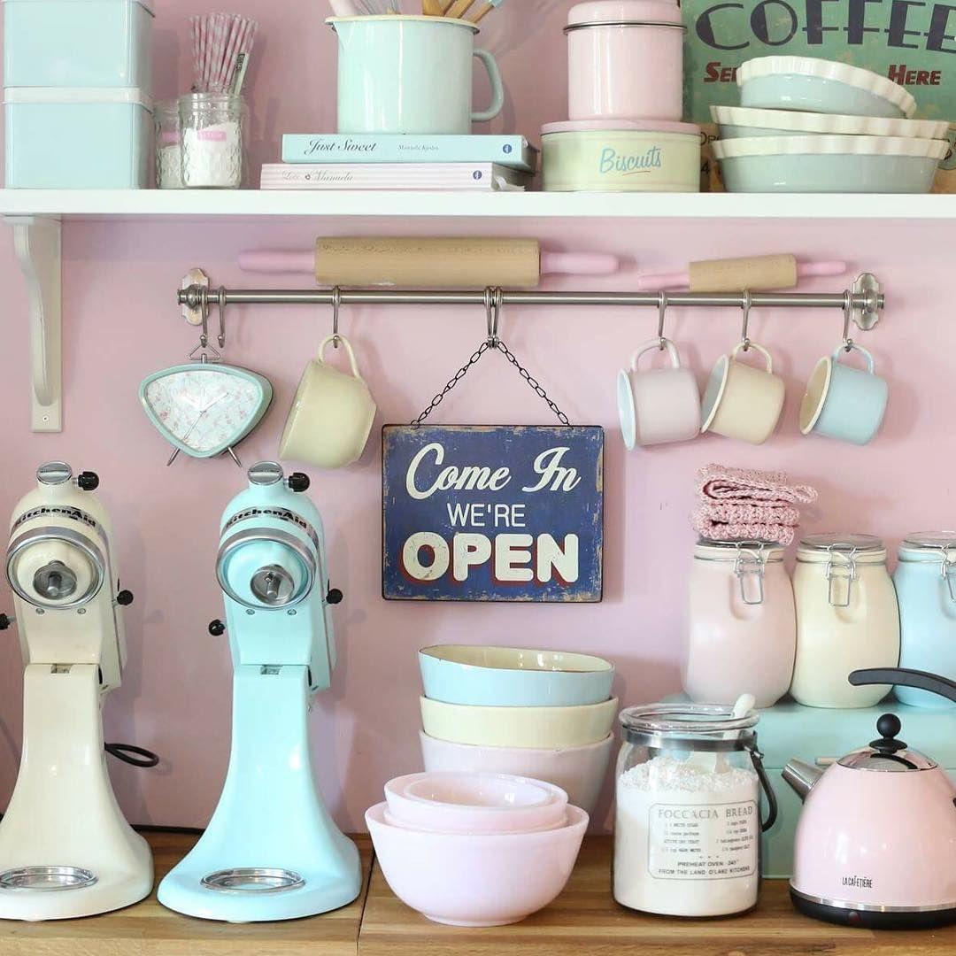 Baby Pink Kitchen Appliances Glass Tiles For Backsplash Pin By Yanika On Home Ideas Pastel