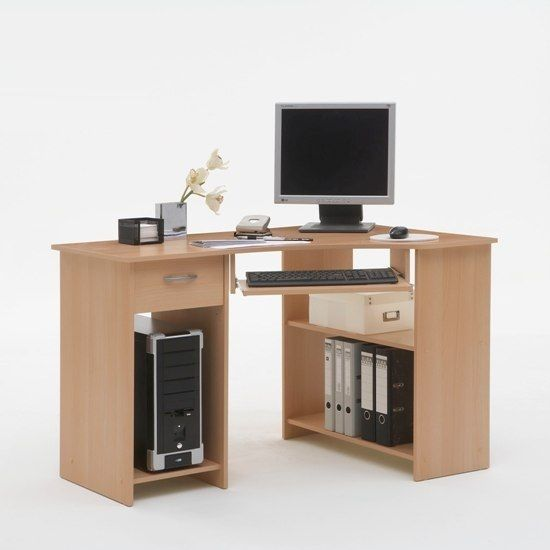 Contemporary Attractive Office Computer Desk Marvelous Interior