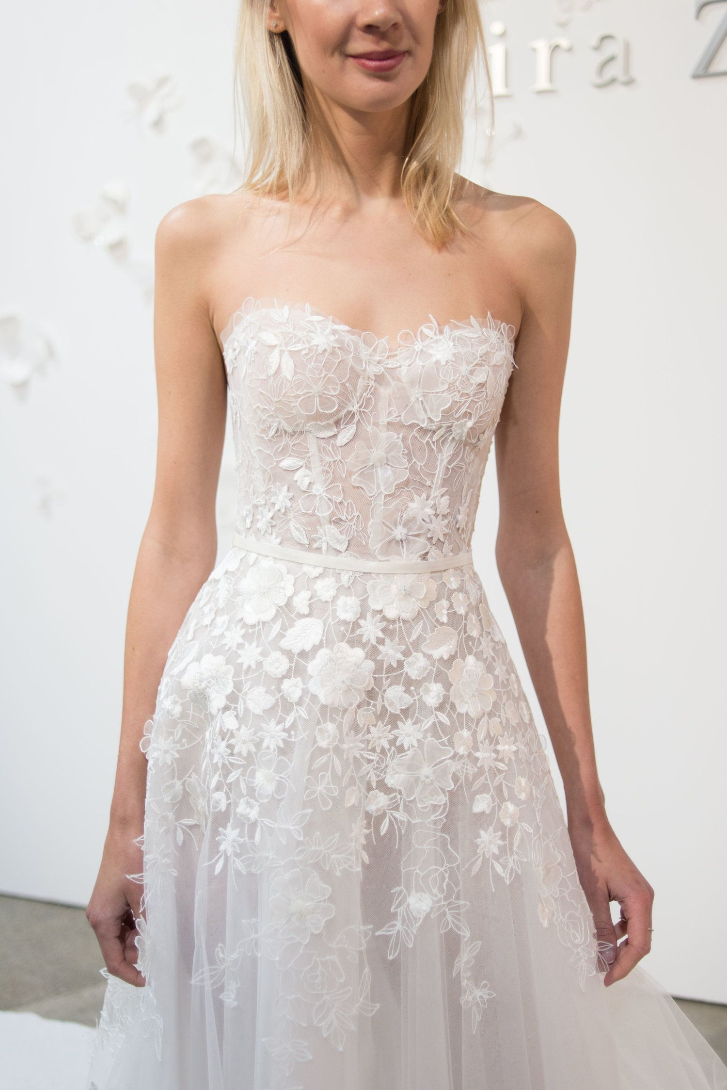 Mira Zwillinger Spring 2020 Collection Preview Wedding Dresses