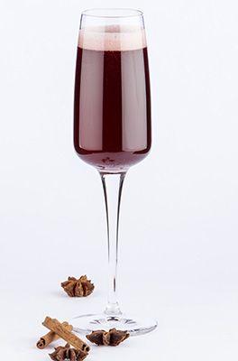 Fresita Blossa kuohuviinicocktail