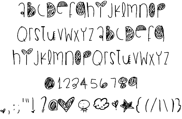 ComeOverTonite Font | Hand Lettering | Fonts, Handwriting