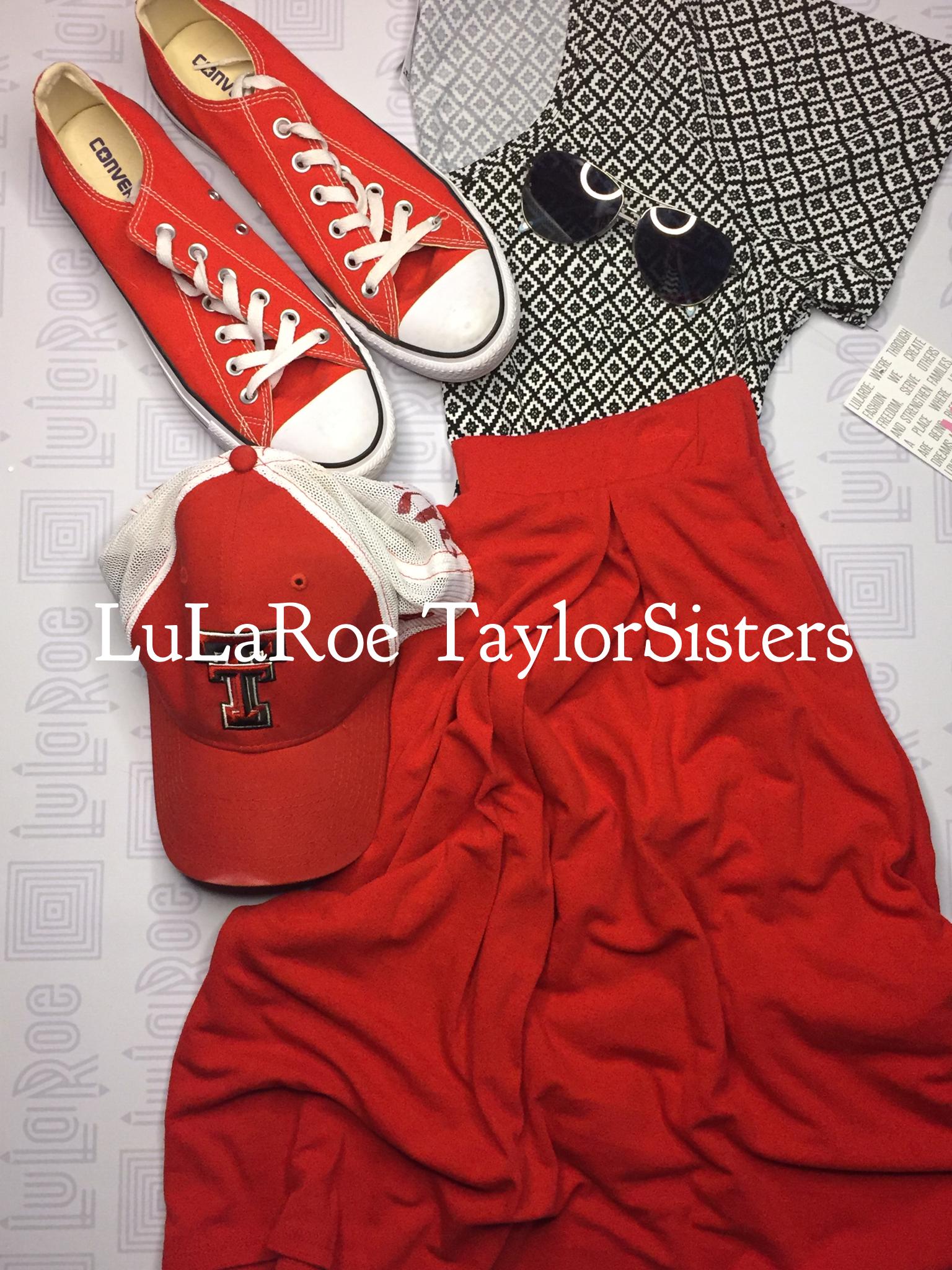 LuLaRoe Madison Skirt LuLaRoe Classic T #spring #lularoe #womensfashion #womensclothes #lubbocktx https://www.facebook.com/groups/lularoetaylorsisters/