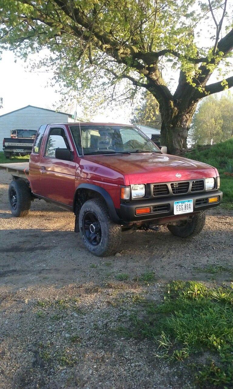 nissan hardbody d21 pickup 4x4 manual rustoleom