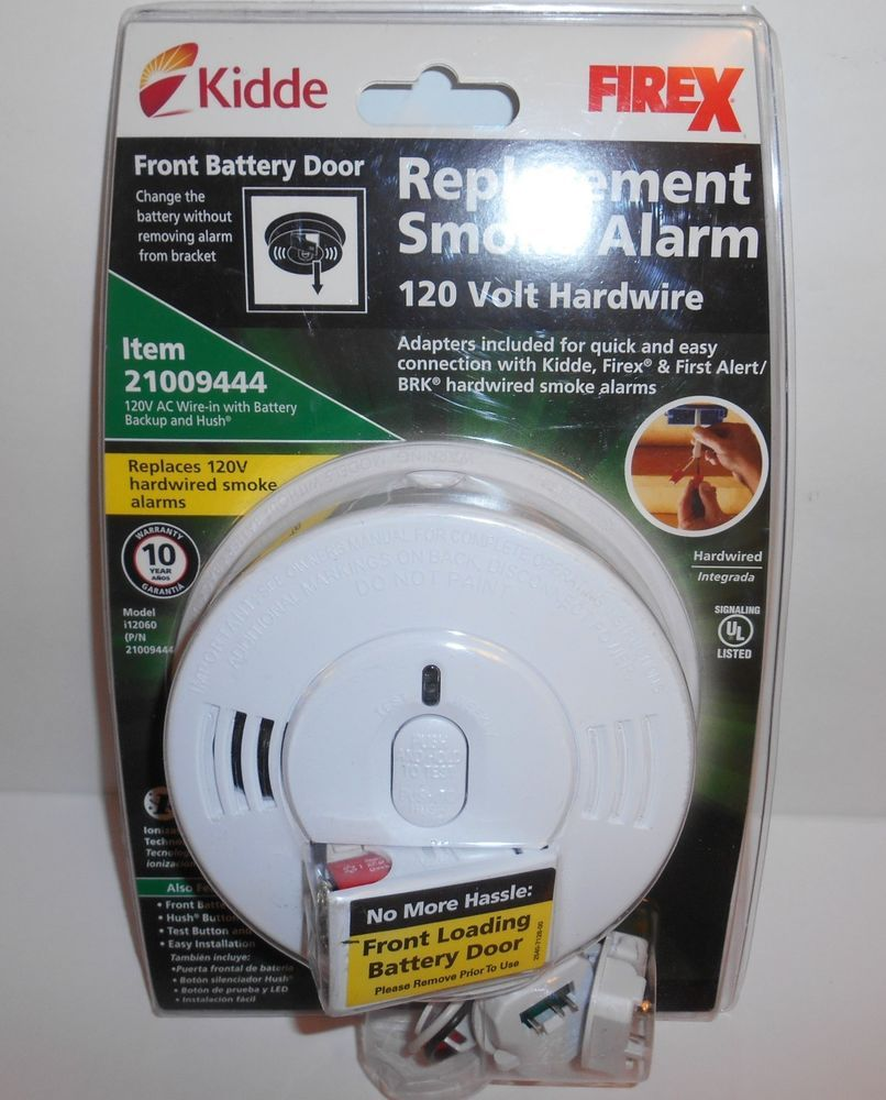 Kidde Firex Replacement Smoke Alarm 21009444 New In Sealed Package