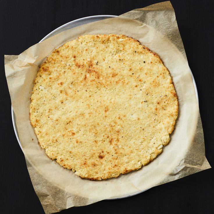 How to Master Cauliflower Pizza Crust Once and For All - Diabetes Friendly/Low Carb -