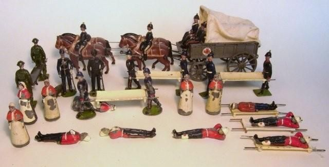 The Cotswold Auction Company: October 2011 | Toy soldiers