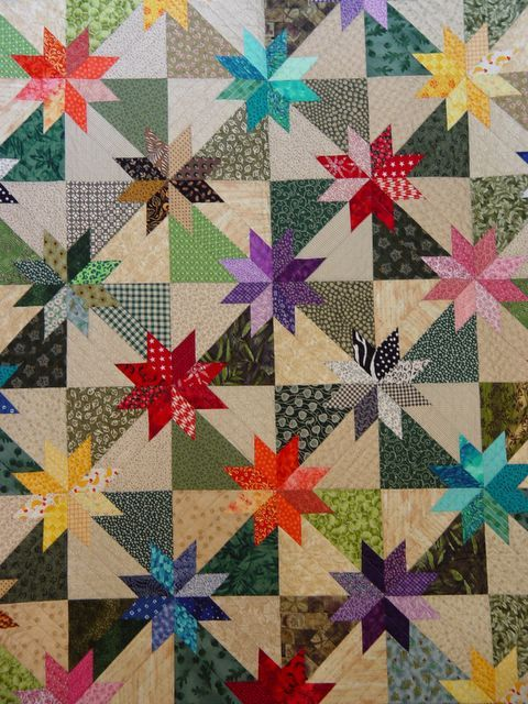 Scrapy Hunter Star Quilts Google Search Hunter Star