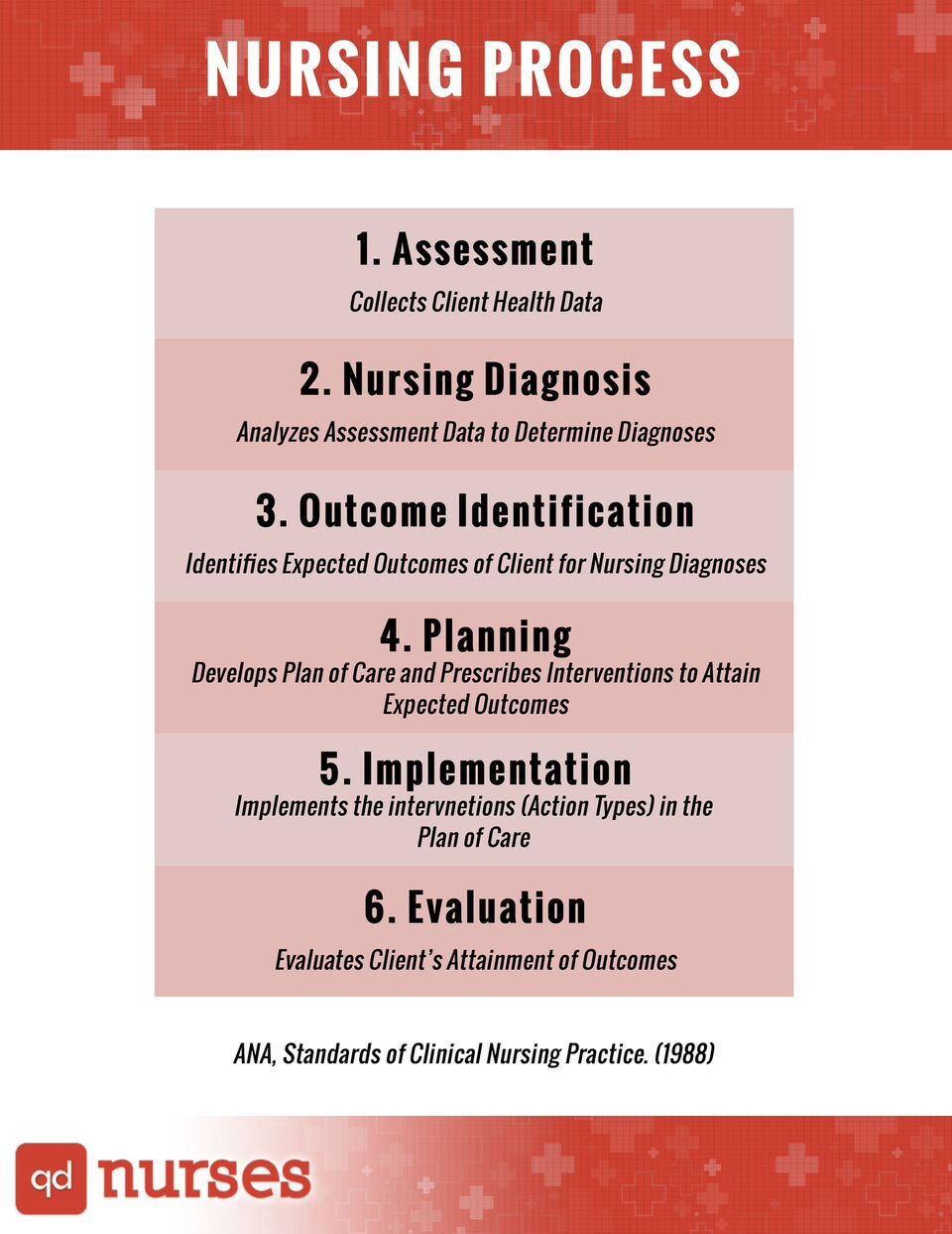 The Nursing Process Include Assessment Nursing Diagnosis