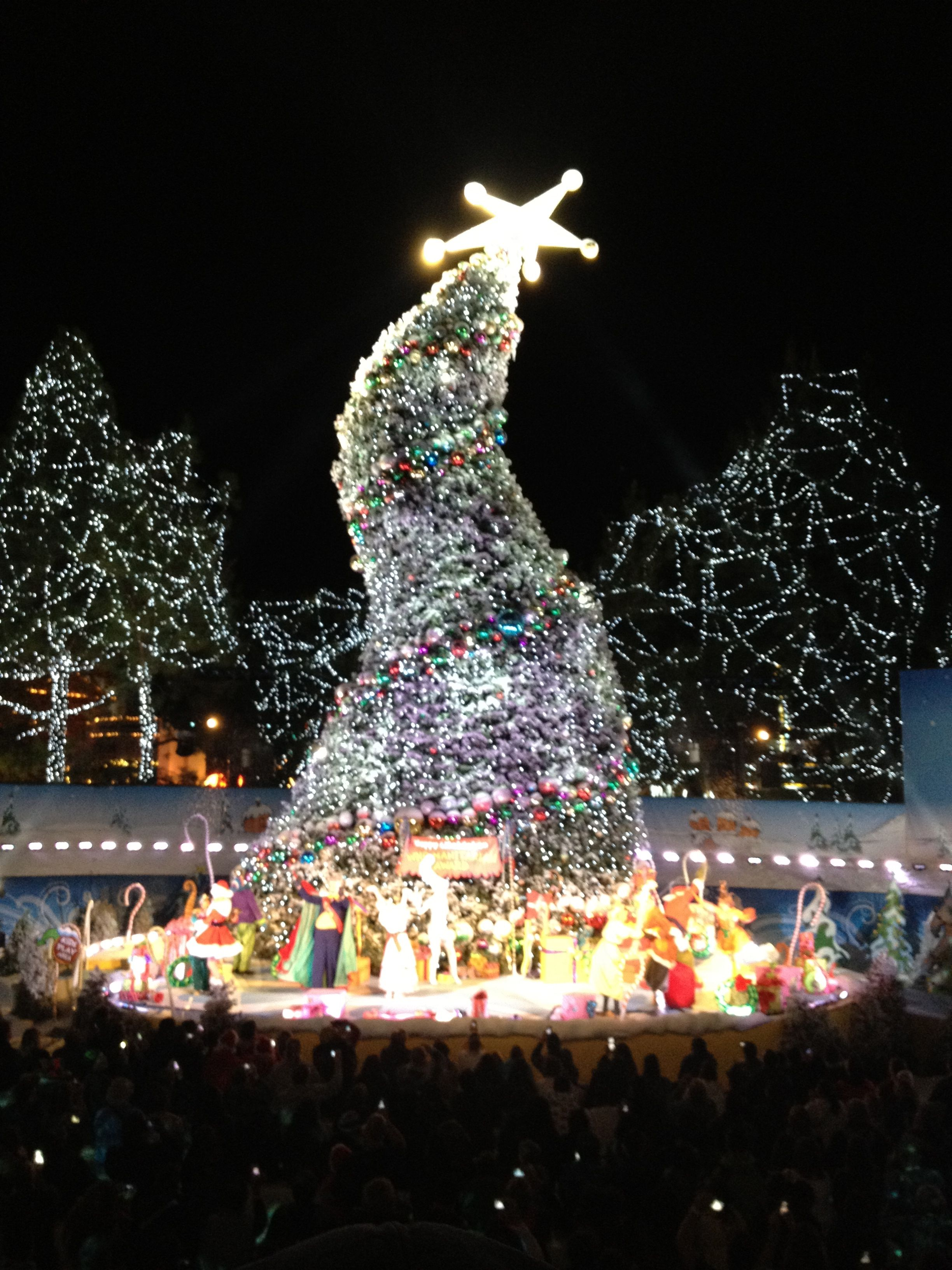 The Grinch Christmas Tree Movie.What S Your Favorite Christmas Movie Grinch Outdoor