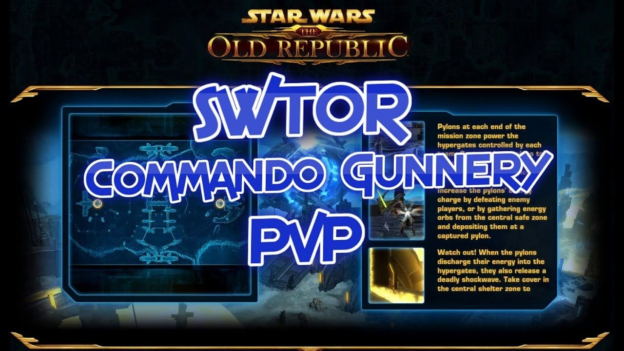 Pvp class swtor The Best